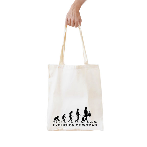 Immagine di Shopper Evolution of Woman