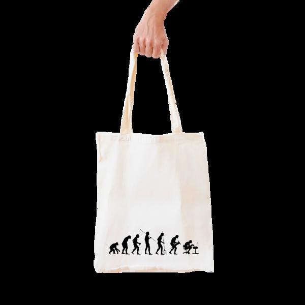 Immagine di Shopper Evolution of Man