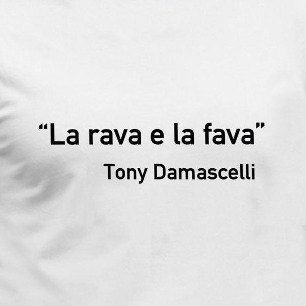 Immagine di Maglietta Uomo La Rava e la Fava