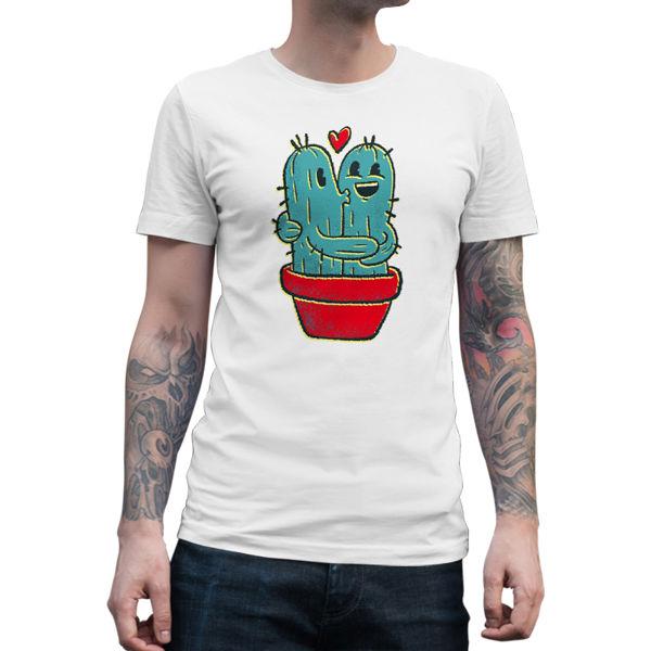 Immagine di Maglietta Uomo Cactus