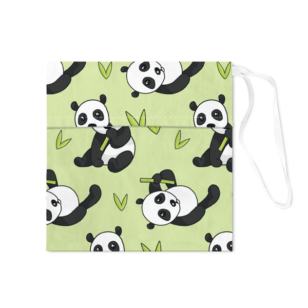 Immagine di Pochette porta mascherina Panda