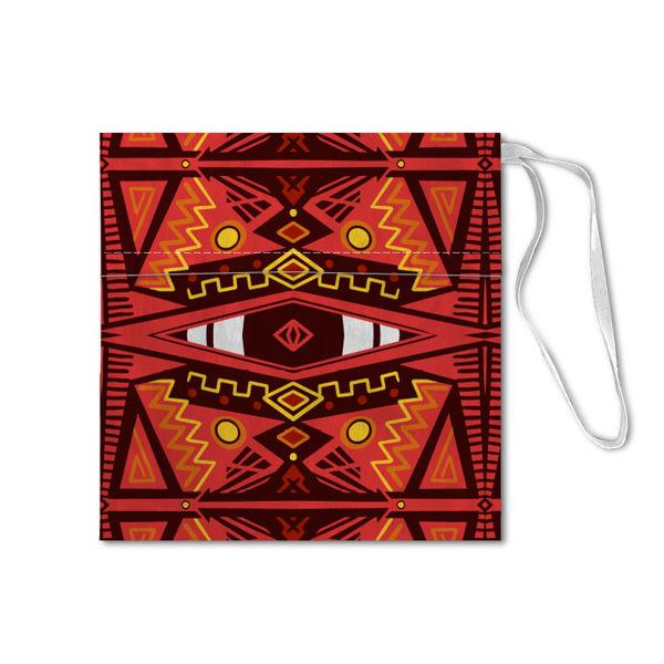 Immagine di Pochette porta mascherina Maori