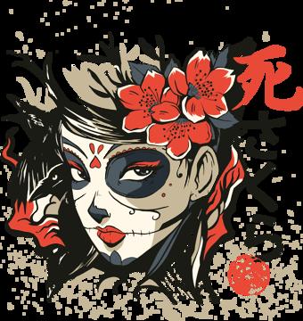 Immagine di   skull asian