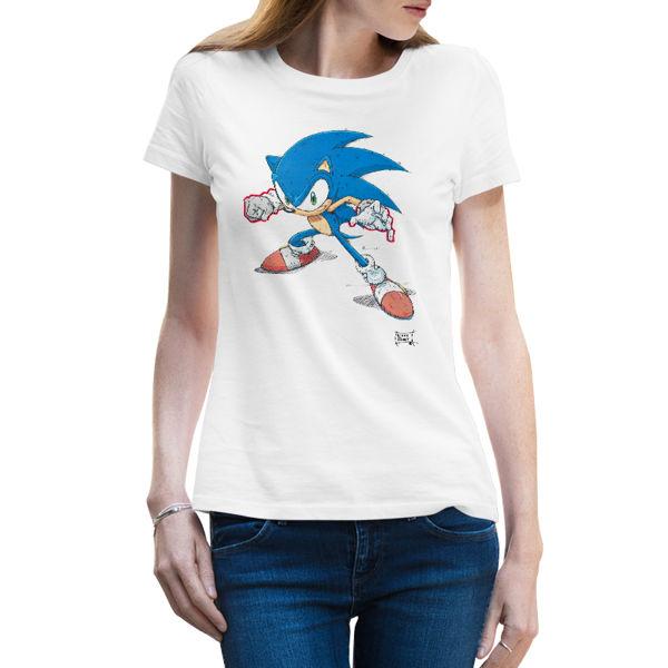 Immagine di Maglietta Donna Sonic