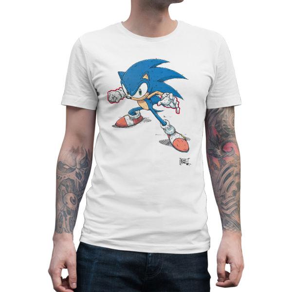 Immagine di Maglietta Uomo Sonic