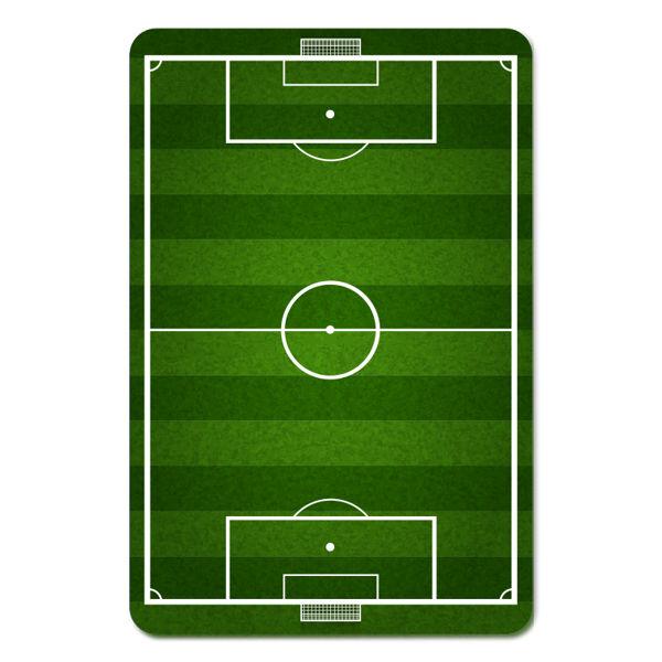 Immagine di Plaid Campo da calcio