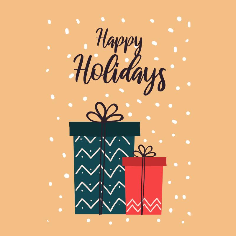 Fox Happy Holidays