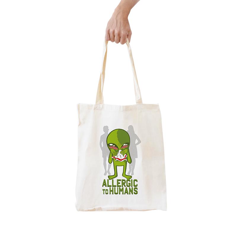 Immagine di Shopper Allergic To Humans