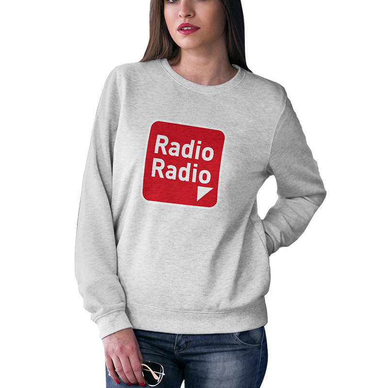 Immagine di Felpa Girocollo Radio Radio