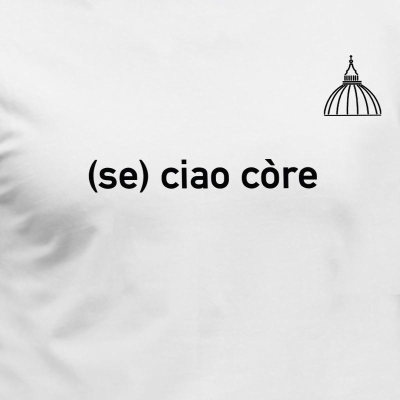 Immagine di Maglietta Uomo Se Ciao Core