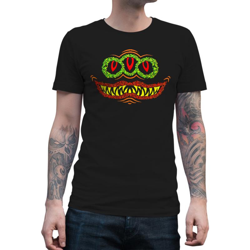 Immagine di Maglietta Uomo Horror Smile