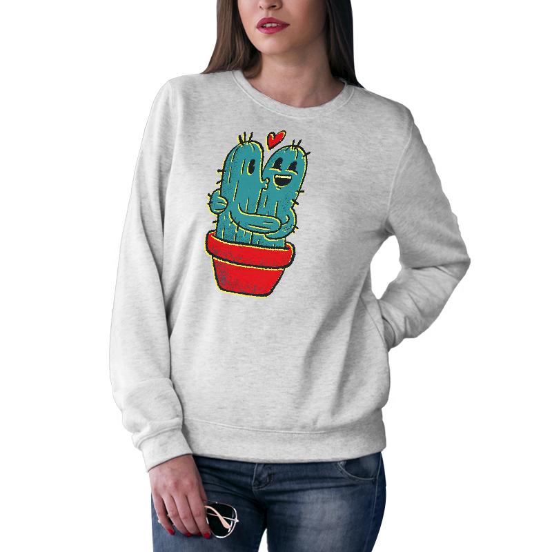 Immagine di Felpa Girocollo Cactus