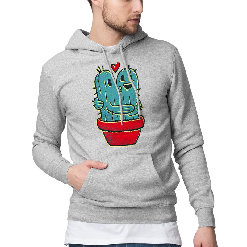 Immagine di Felpa Cappuccio Cactus