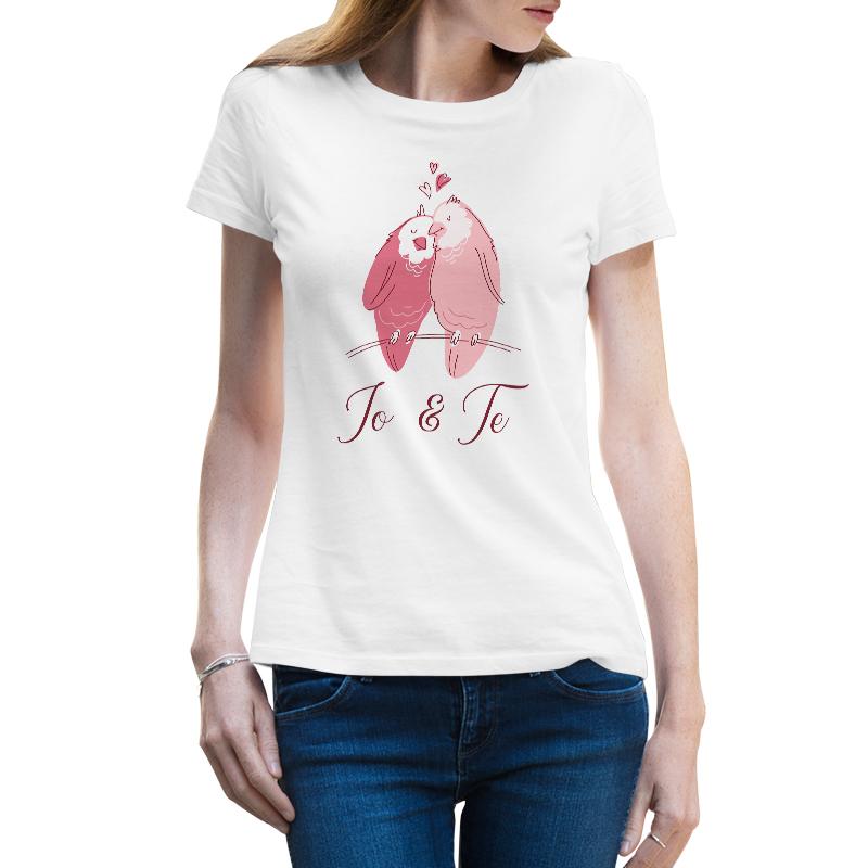 Immagine di Maglietta Donna Inseparabili