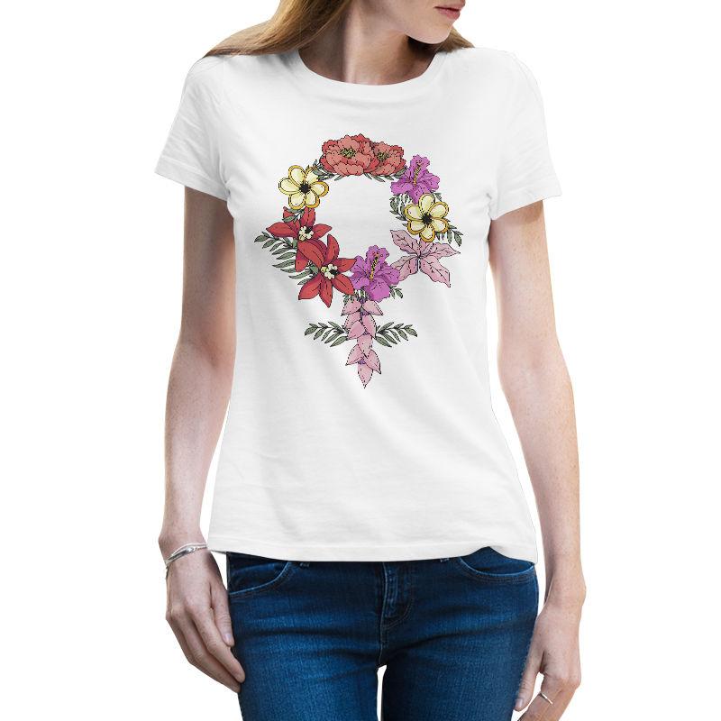 Immagine di Simbolo femminile di fiori