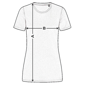 Tabella T-Shirt Sport Donna